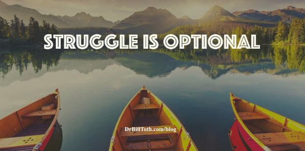 struggle-is-optional